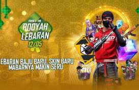 Free Fire Bagikan Ragam Skin Gratis Sambut Lebaran