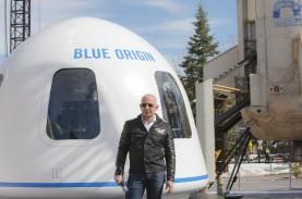 Jeff Bezos Lelang Kursi Penerbangan ke Luar Angkasa…