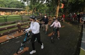 Taman Kota Surabaya Tetap Buka Selama Libur Lebaran
