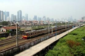 Larangan Mudik, KRL Tak Singgah di 4 Stasiun Arah…