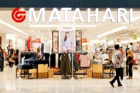 Menanti Perubahan Arah Matahari Departement Store…