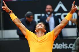 Rafael Nadal & Ashleigh Barty Lancar Jaya di Tenis…