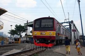 KAI Commuter Evaluasi Pembatasan Operasional Stasiun…