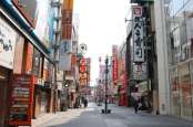 Status Darurat Osaka Jepang Kemungkinan Diperpanjang