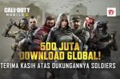 Wow, Game Call of Duty: Mobile Sudah Diunduh Sebanyak 500 Juta Kali