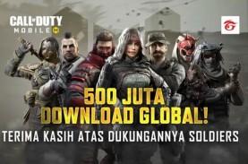 Wow, Game Call of Duty: Mobile Sudah Diunduh Sebanyak…