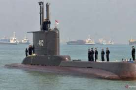 China Kerahkan Tiga Kapal untuk Bantu Evakuasi KRI…