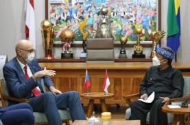 Wakil Wali Kota Bandung dan Dubes Ceko Bahas Kerja…