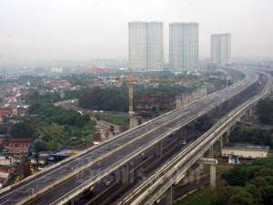 Polda Metro Jaya Tutup Tol Layang MBZ Selama Penerapan Larangan Mudik Lebaran