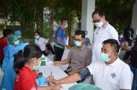 Bali Targetkan 500.000 Vaksinasi Dosis Pertama Tuntas…
