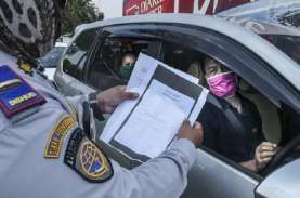 Mau Masuk Jakarta, Apakah Warga Bodetabek Wajib Bawa…