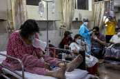 Gawat! Kasus Covid-19 dan Angka Kematian India Terus Meningkat