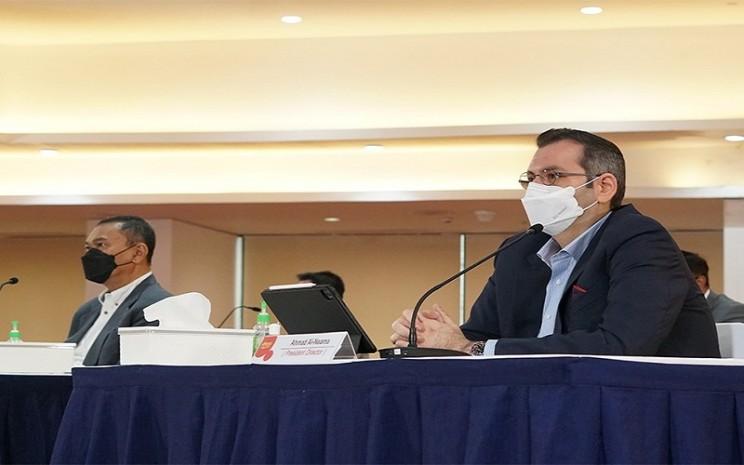 Pemaparan publik PT Indosat Ooreedo Tbk (ISAT) -  Dokumen perseroan