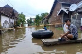 Atasi Banjir, BBWS Brantas Bangun Sudetan Kali Bangiltak…