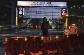 Hari Pertama Larangan Mudik, Polda Metro Putar Balik…