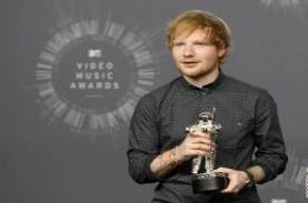 Kereen! Penyanyi Ed Sheeran Sponsori Klub Sepak Bola…