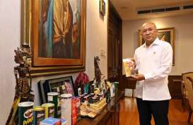 Menkop UKM Sebut Struktur Ekonomi Indonesia Didominasi Sektor Kurang Produktif