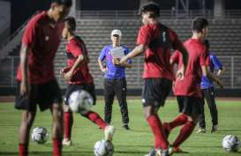 Kualifikasi Piala Dunia 2022: Timnas Indonesia Tingkatkan Intensitas Latihan