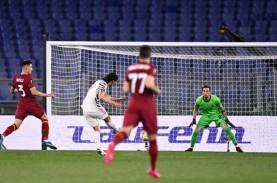 Hasil Liga Europa : Babak I Roma vs MU 0–1, Arsenal…