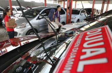 Dampak Insentif PPnBM, Pasar Mobil Bekas Menggeliat