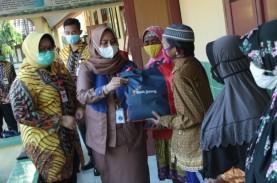 Bank Jateng Bagikan 1.000 Paket Sembako di Sragen