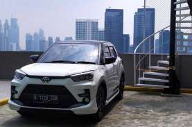 Tanpa Diskon PPnBM, Harga Toyota Raize Hampir Rp290…