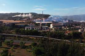 Kilau Nikel Indonesia, Produksinya Sempat Kalahkan China