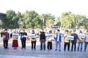 Jelang Lebaran, 958 Petugas Kebersihan di NTB Dapat Bansos Rp600 Ribu