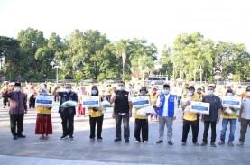 Jelang Lebaran, 958 Petugas Kebersihan di NTB Dapat…