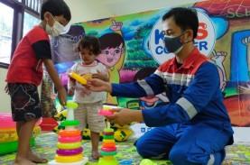 Pertamina Bangun Fasilitas Psikososial untuk Anak…