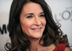 Bill Gates Setor Pembagian Harta, Melinda Gates Resmi jadi Miliarder Baru Dunia