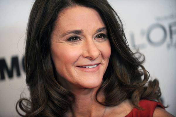 Melinda Gates - Istimewa