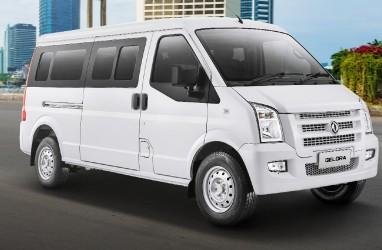 Minibus Listrik DFSK Gelora E Incar Sektor Pariwisata