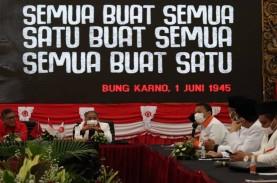 PDIP Kumpulkan Sekjen Partai Pendukung Jokowi-Ma'ruf,…