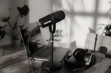 Shure MV7 Dilengkapi Teknologi Isolasi Suara, Keren buat Rekaman