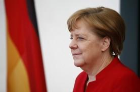 Angela Merkel Tolak Usulan Peniadaan Paten, Saham…