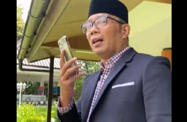 Masjid Raya Banyumas Mulai Dibangun, Ganjar Pranowo-Ridwan Kamil Gayeng Video Call-an