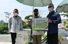 Berkah Ramadan, Pegadaian dan Laznas Riau Bantu UMKM