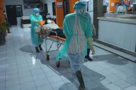 Kasus Covid-19 Kota Bandung, Positif Aktif Bertambah…