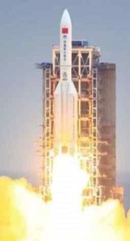 Ngeri, Potongan Roket Besar China akan Hantam Bumi Pekan Inii