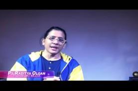 Sosok Raditya Oloan, Pendeta Milenial yang Gemar Khutbah…
