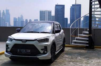Sepekan Dijual, Toyota Raize Capai Separuh Target Bulanan
