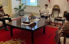 Eks Kepala BIN Hendropriyono Bertemu Presiden Jokowi, Bahas Apa?