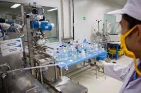 Jelang Fase Produksi, Vaksin Merah Putih Sudah Masuk…