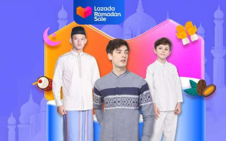 Kategori Fashion memang selalu menjadi yang paling banyak dicari di Lazada.  - Lazada