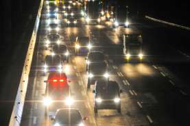 H-7 Lebaran, 84 Ribu Kendaraan Keluar Wilayah Jabotabek