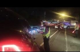 Larangan Mudik, 1.500 Kendaraan Dipaksa Putar Balik…