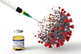 Kemenkes: Produksi Vaksin Merah Putih Rampung Lebih…