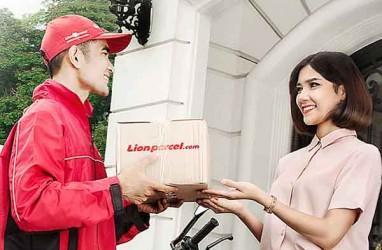 Kuartal I/2021, Lion Parcel Angkut 1,5 Juta Paket