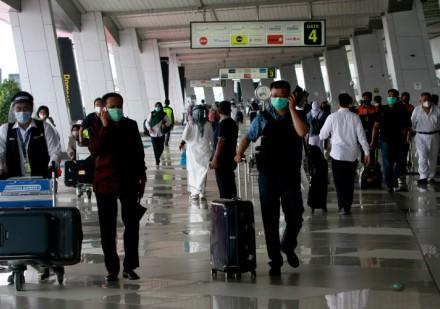 85 WN China Masuk via Soetta, Imigrasi Pastikan Tak Ada Pelanggaran